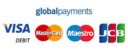 Payment gateway with Global Payments